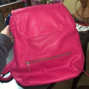 hot pint MAT & NAT backpack